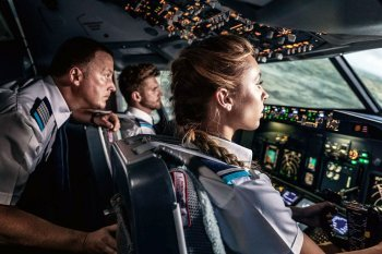 Авиасимулятор самолета Боинг в Одессе