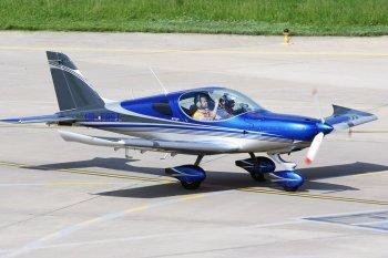 Політ на літаку Bristell Харків