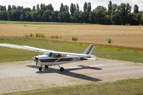 Політ на літаку Cessna 172