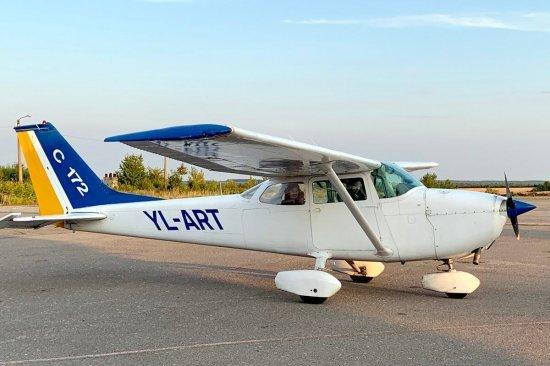 Полет на самолете Cessna Хмельницкий