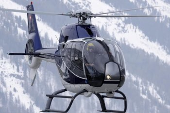 Полет на вертолете Eurocopter EC120