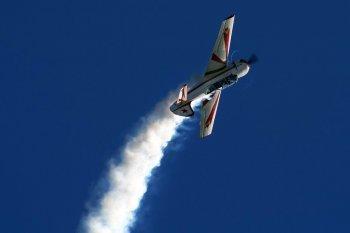 Політ на літаку ЯК 52 в Харкові