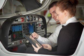 Майстер клас: пілот літака в Харкові
