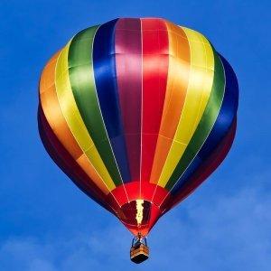 Полет на воздушном шаре — мечты сбываются!