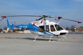 Політ на вертольоті Bell 407