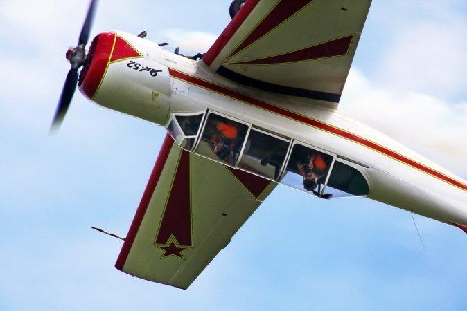 Полет на выбор на одном из 3 самолетов