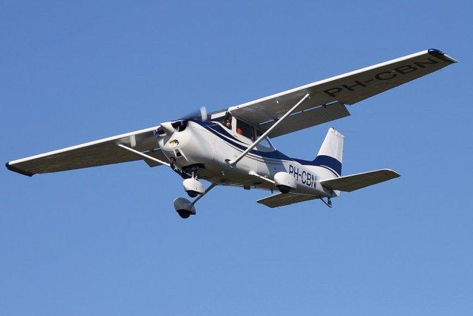 Полет на самолете Cessna Винница