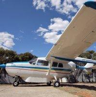 Полет на самолете Cessna 337 для 4х