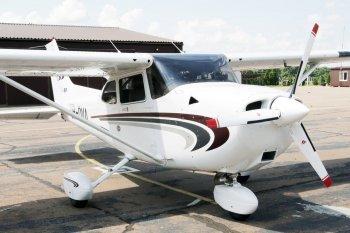 Політ на літаку в Чорнобиль