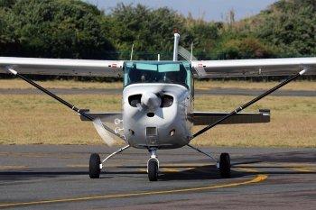 Політ на літаку Cessna Івано-Франківськ