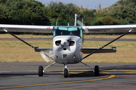Полет на самолете Cessna Ивано-Франковск