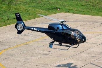 Політ на вертольоті Eurocopter EC120