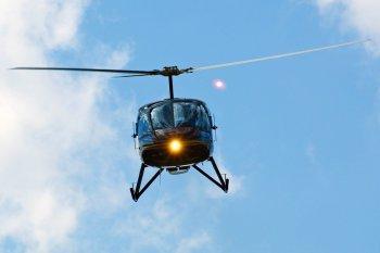 Полет на вертолете Enstrom в Харькове