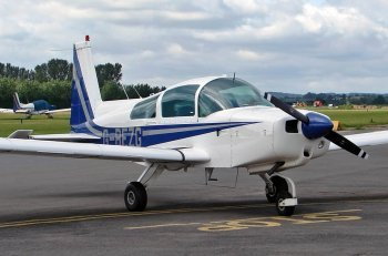 Політ на літаку Grumman в Дніпрі