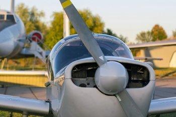 Політ над Харковом на літаку