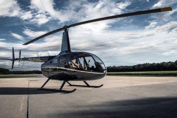 Полет на вертолете Robinson R66 Хмельницкий