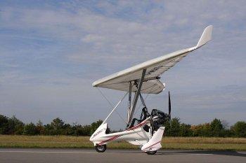Полет на мотодельтаплане Черновцы