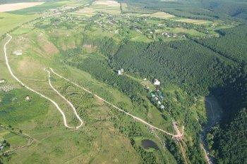 Політ над Дністровським каньйоном мотодельтаплан