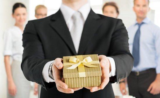 Корпоративный подарок - подарочный сертификат на полет