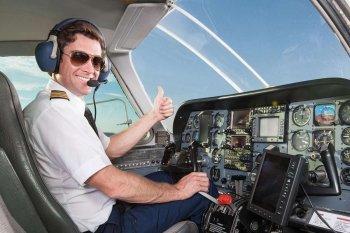 Майстер-клас: пілот літака Дніпро