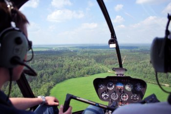 Майстер клас: Пілот вертольота