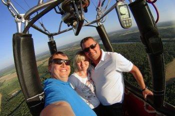 Політ на повітряній кулі Мукачево