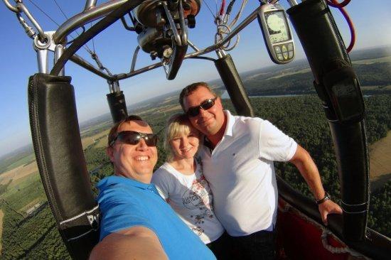 Полет на воздушном шаре Мукачево