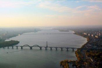 Політ над Дніпром на літаку Grumman