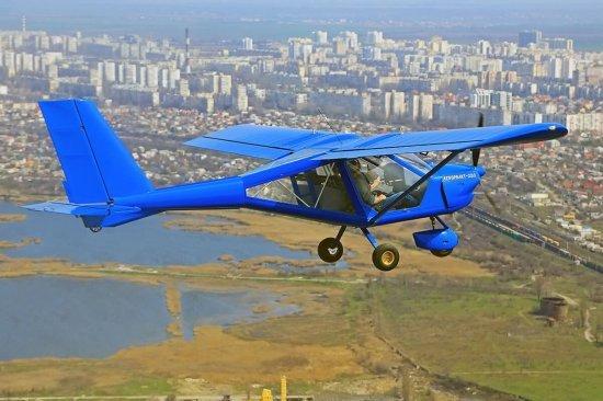 Парний політ на літаках Одеса