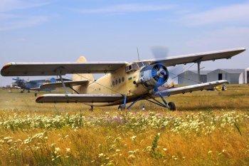 Полет на самолете Ан-2 в Одессе