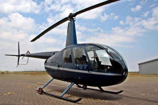 Політ на вертольоті Robinson R44 Одеса