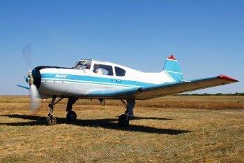 Полет на самолете ЯК 18Т в Одессе