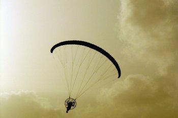 Політ на мотопараплані Одеса