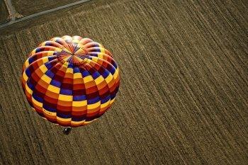 Полет на воздушном шаре Трускавец