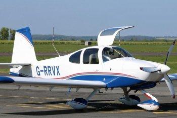 Політ в Одесі на літаку RV 10