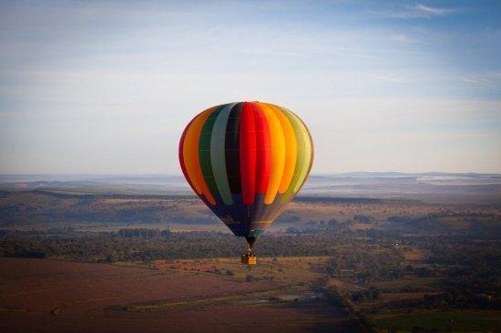 Полет на воздушном шаре Житомир