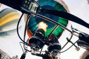 Політ на повітряній кулі Біла Церква