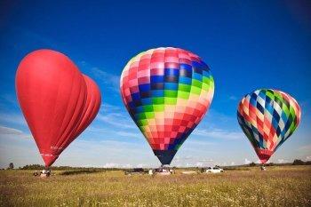 Корпоративный полет на воздушных шарах