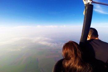 Полет на воздушном шаре Полтава