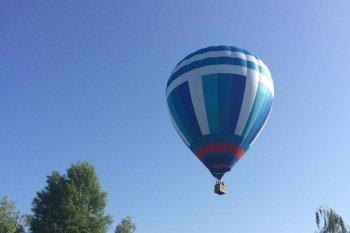 Політ на повітряній кулі Полтава