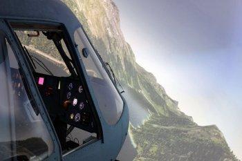 Авиасимулятор вертолета Ми-8
