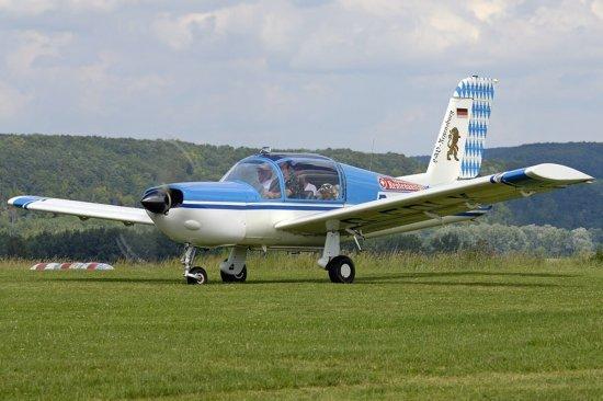Полет на самолете Socata Днепр