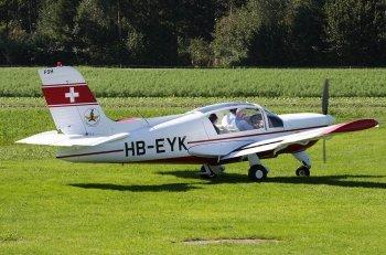 Полет на самолете Socata Rallye в Ровно