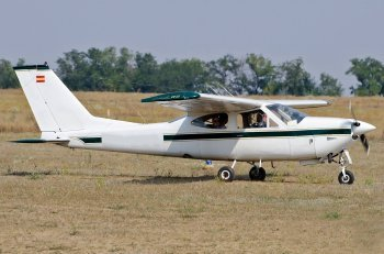 Полет на самолете Cessna в Сумах