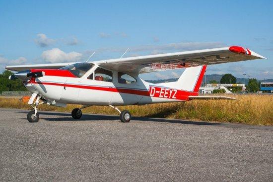Полет на самолете Cessna Тернополь