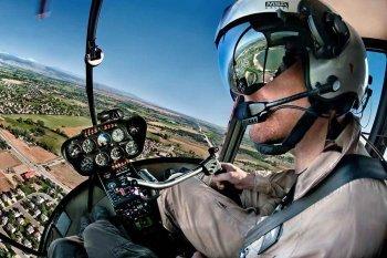 Тест драйв вертольота