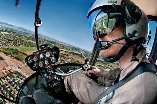 Тест драйв вертолета