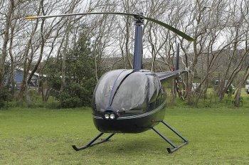 Полет на самолете или вертолете