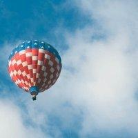 Полет на воздушном шаре в Чернигове