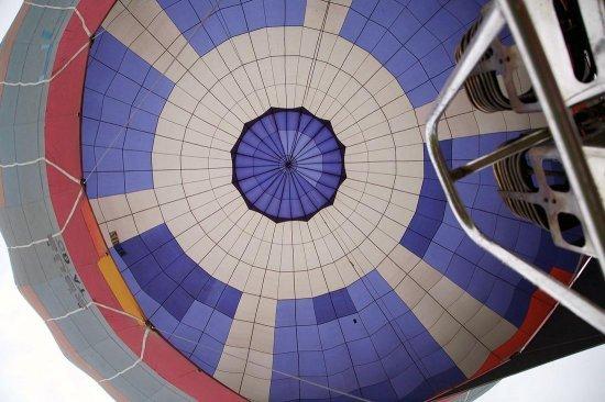 Полет на воздушном шаре в Одессе